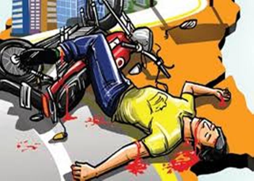 ओखलढुंगामा मोटरसाइकल दुर्घटना हुँदा चालकको मृत्यु