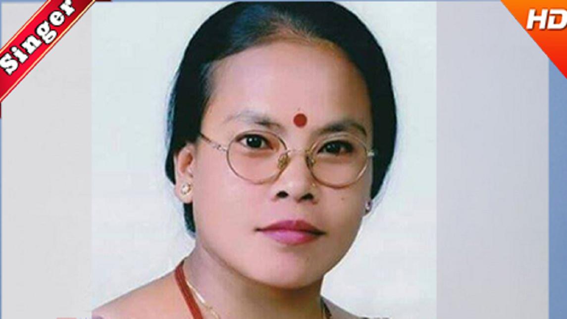 """लामो समय पछी बिमा कुमारी दुराले गायिन यस्तो कारुणिक गित""""निष्ठुरी"""""""